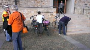 Große Radtour
